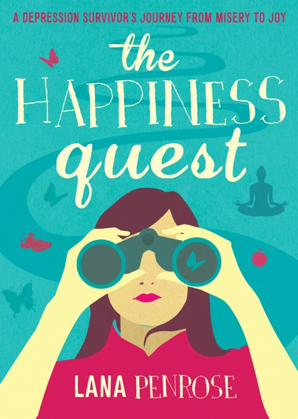 Happiness  love front cover