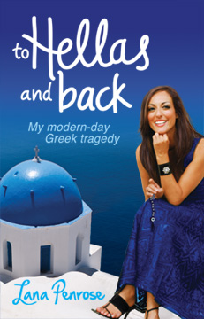 To hellas and back front cover